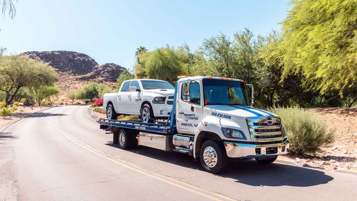 Local Towing Service in Phoenix AZ