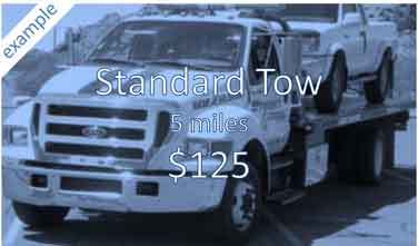 Phoenix Towing Price Quote