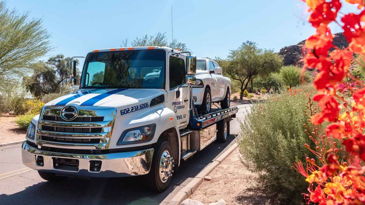 Trusted Phoenix Towing and Roadside Services